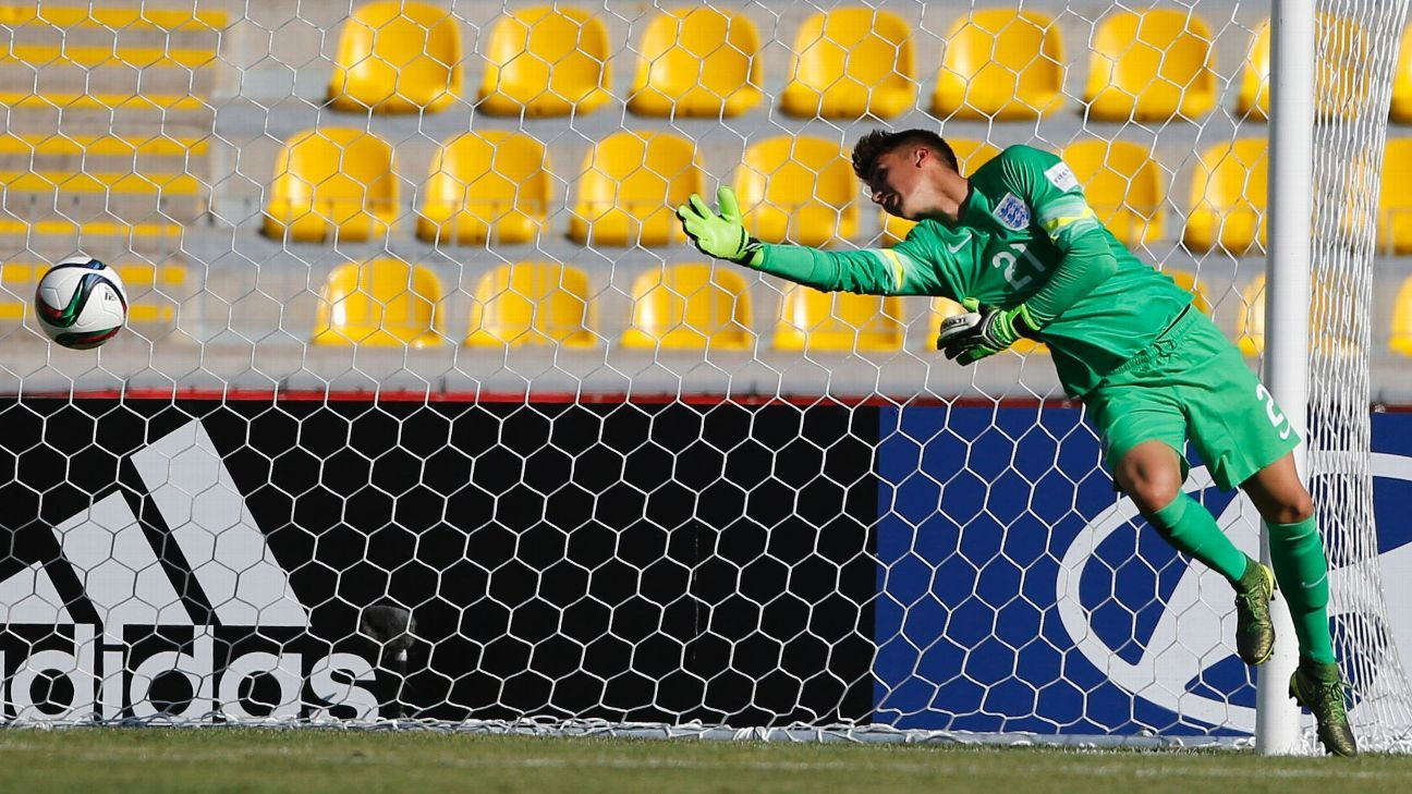 A file photo from the 2015 U-17 World Cup in Chile.