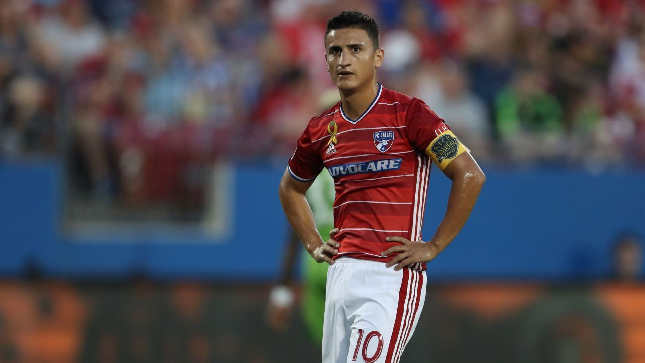 Pareja's project at a crossroads as Dallas' season spirals out of control