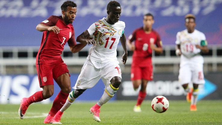Krepin Diatta Senegal U20