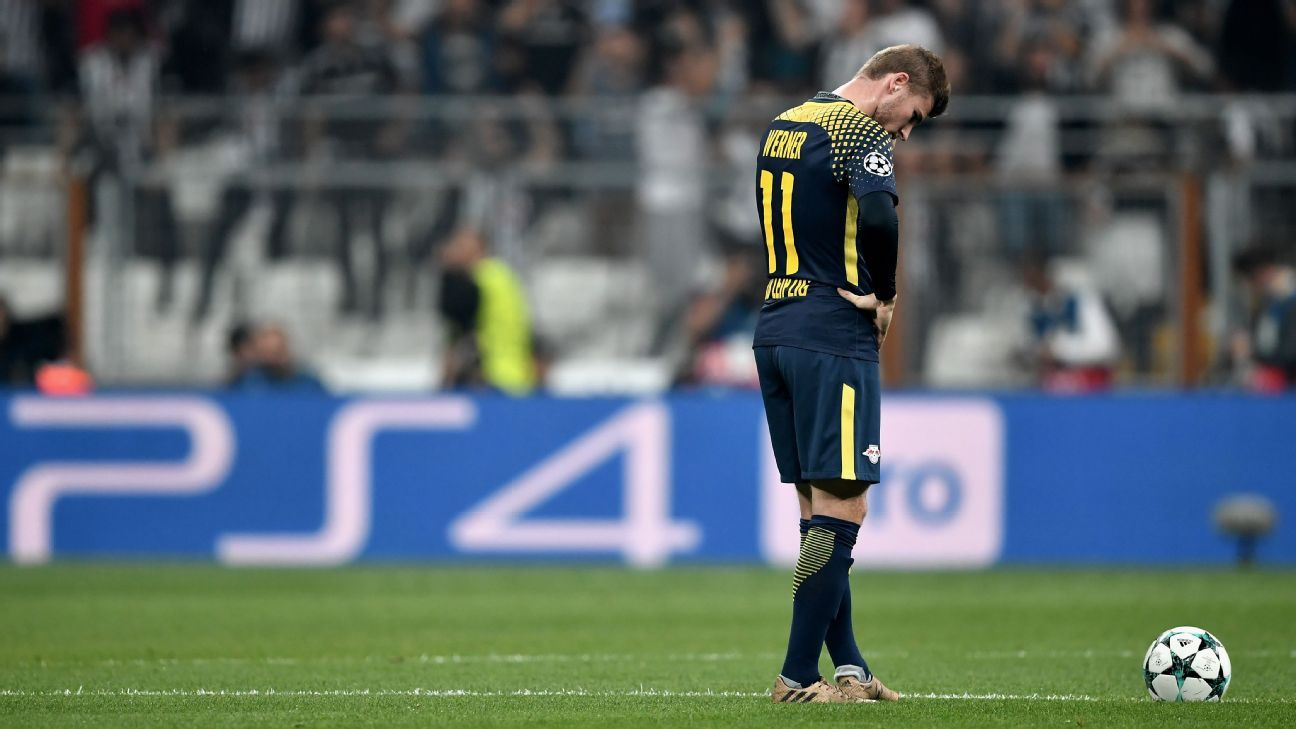 Timo Werner RB Leipzig woe