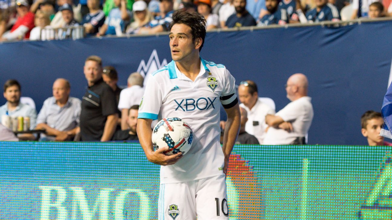 Lodeiro's performance vs. 'Caps shows Seattle's MLS Cup defense has life