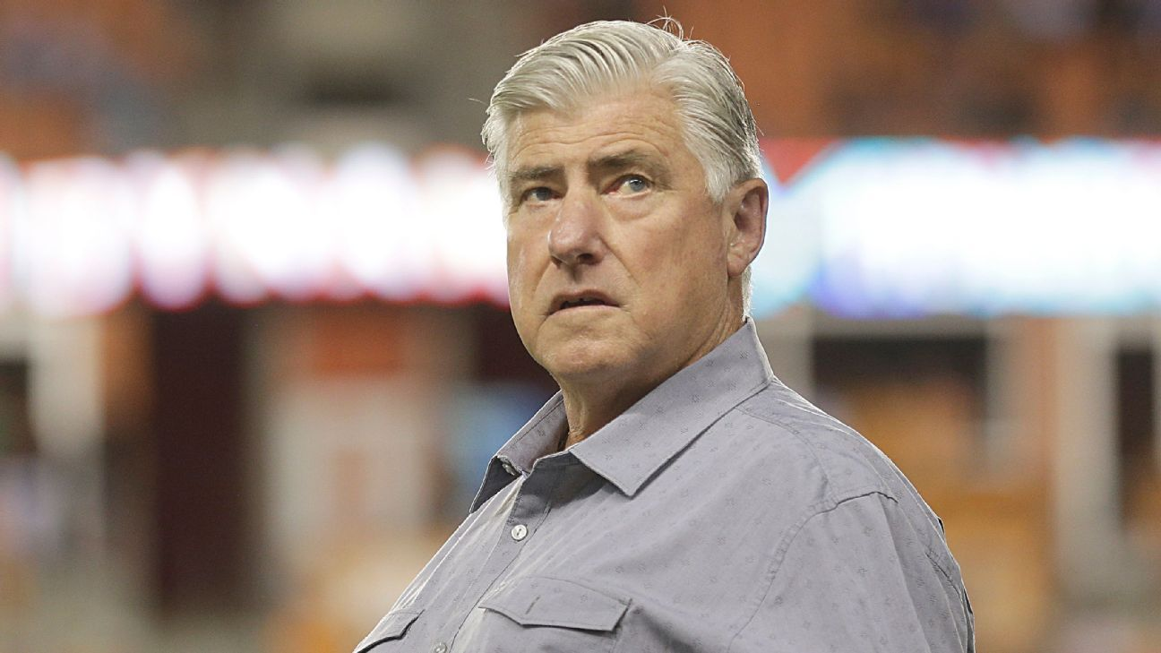 Sigi Schmid returned to the LA Galaxy last summer.