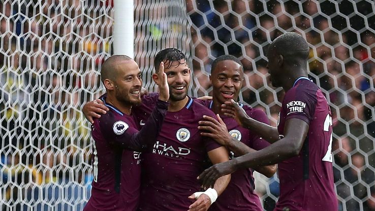 Aguero and Mendy