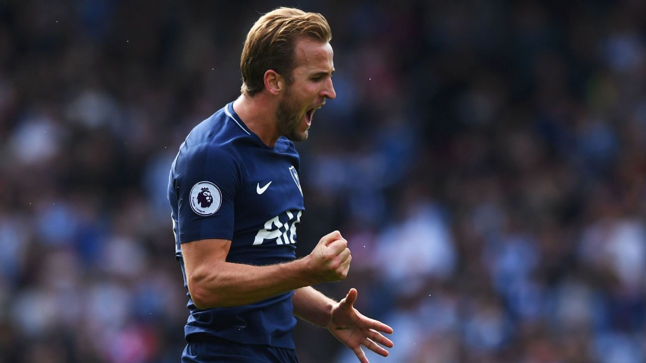 Tottenham's Harry Kane 'happy' But Won't Rule Out Move