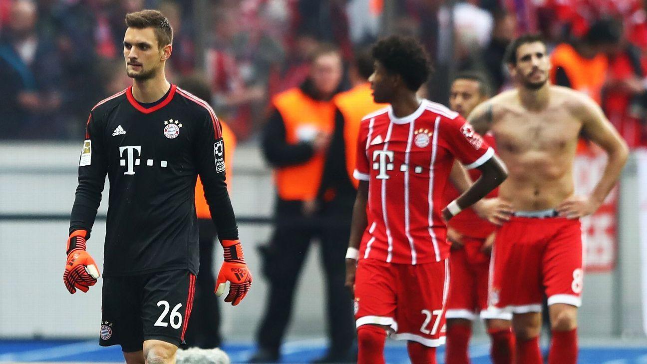 Bayern woe