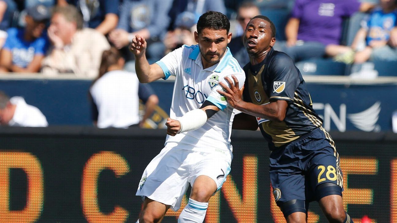Philadelphia Union vs. Seattle Sounders