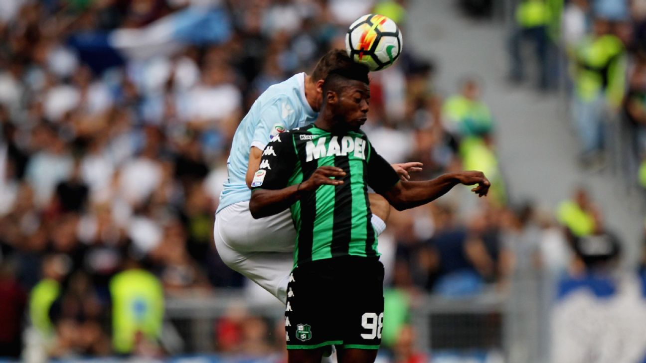 Claud Adjapong Sassuolo