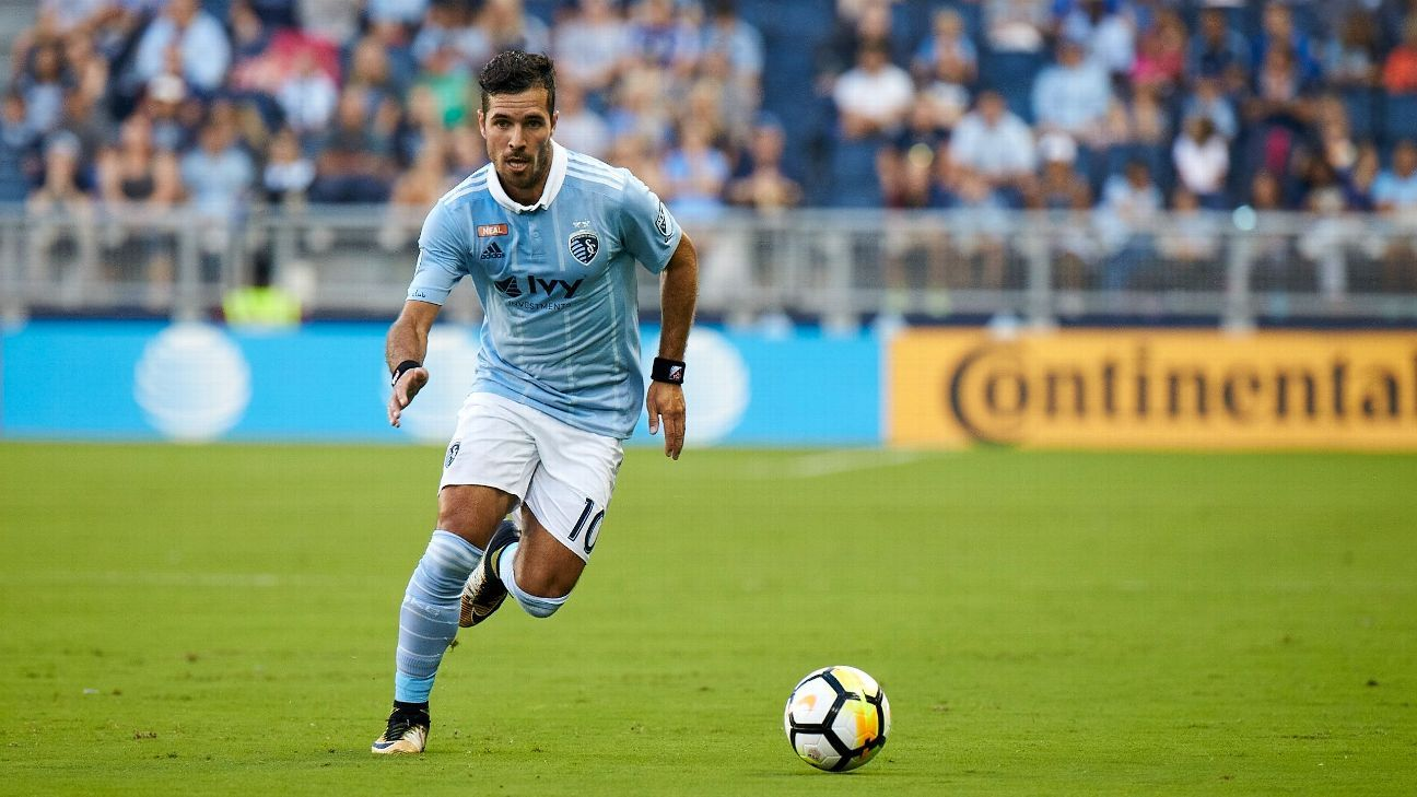 Los Angeles FC acquire Benny Feilhaber from Sporting Kansas City