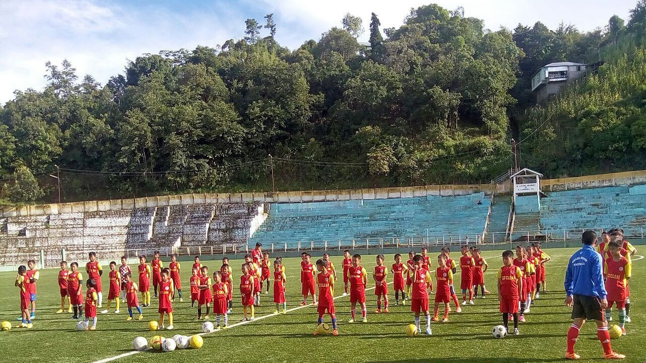 The Chhangphut Ground in Champhai, Mizoram, will host the Young Legends League over six months from November.