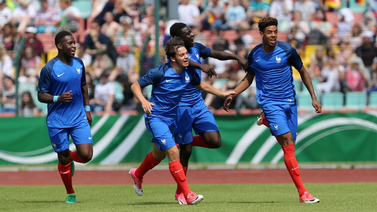 France's 14 goals have been a result of their emphasis on all-out attack.