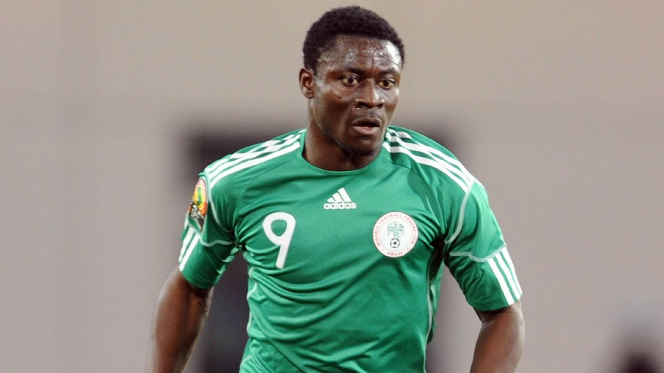 Obafemi Martins of Nigeria