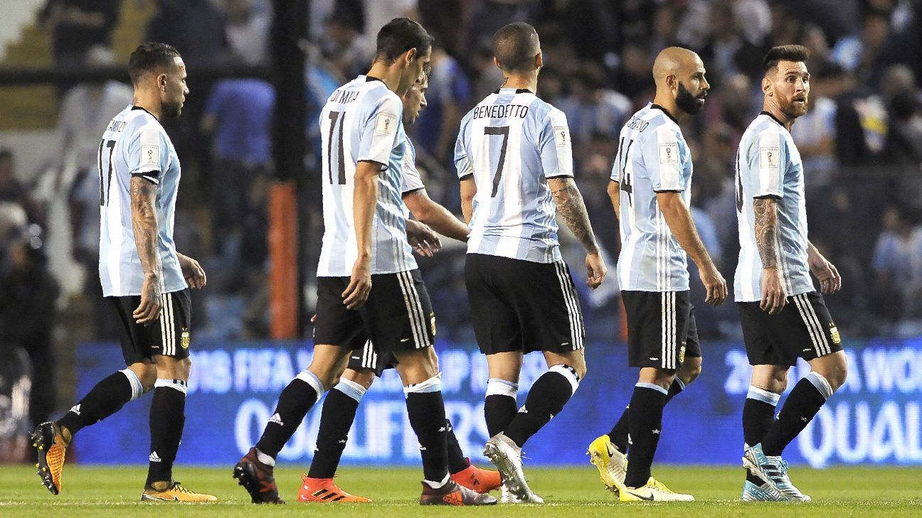 Argentina woe vs Peru 171005