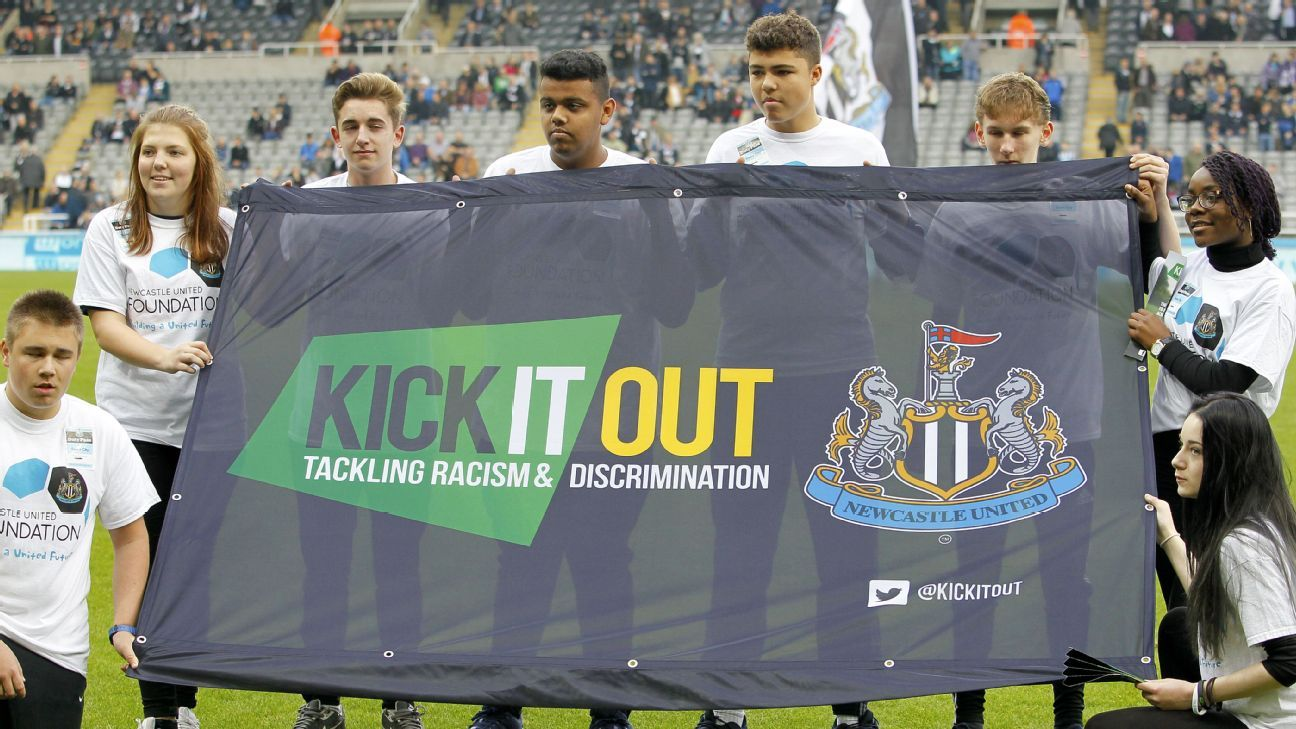 Kick It Out campaign