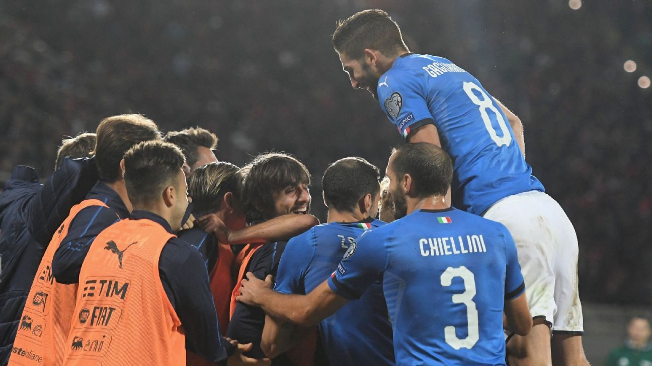 World Cup playoffs: Italy-Sweden top pick, Northern Ireland to spring upset