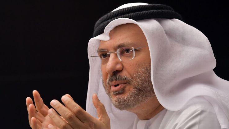 Anwar Gargash Emirati minister