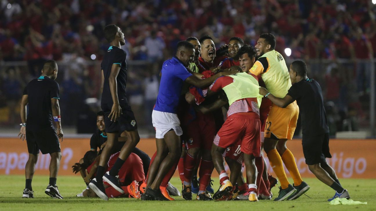 Panama's final World Cup squad includes six MLS players