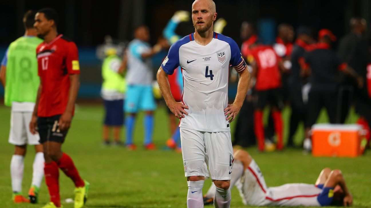 The American Soccer side failed for the 2018 World Cup