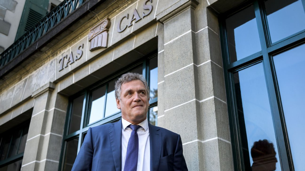 Valcke leaves CAS 171011