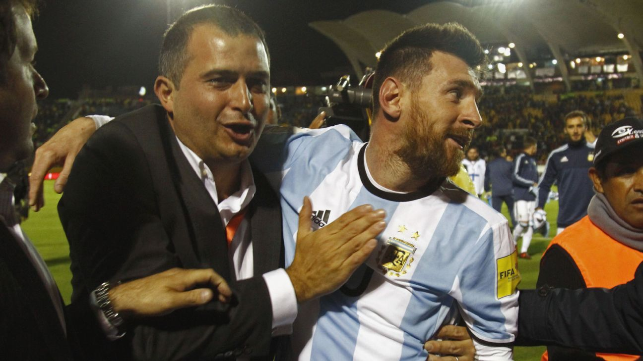 'Messi is Messiah' and other reactions from Argentina qualifying for Russia