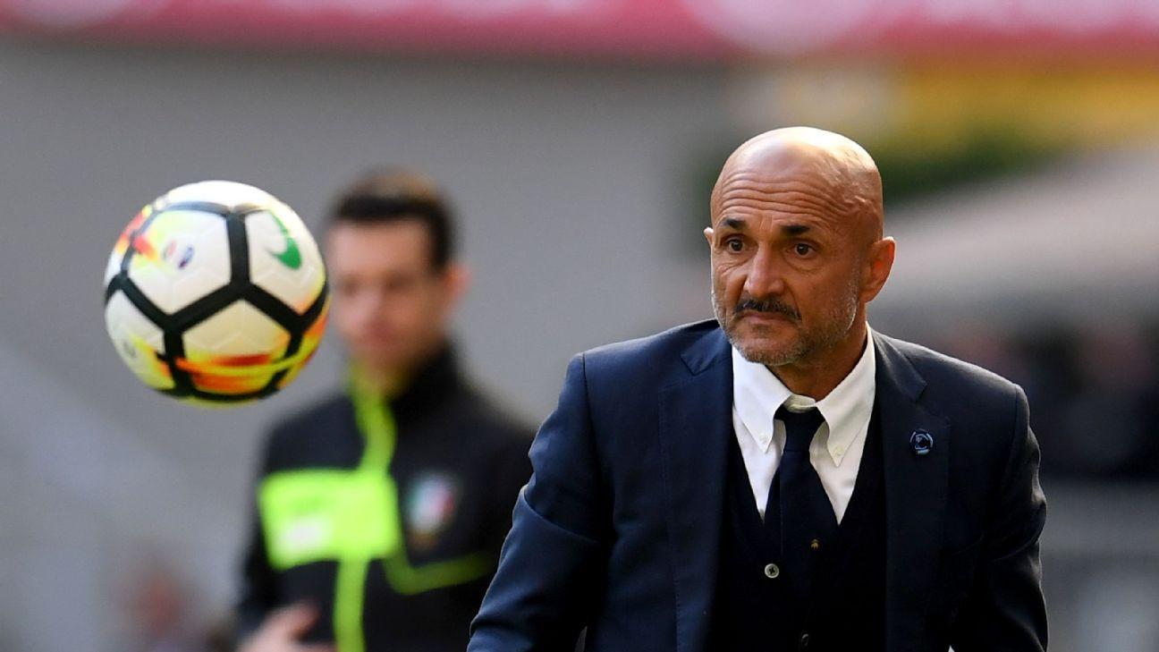 Luciano Spalletti Inter Milan 20170924