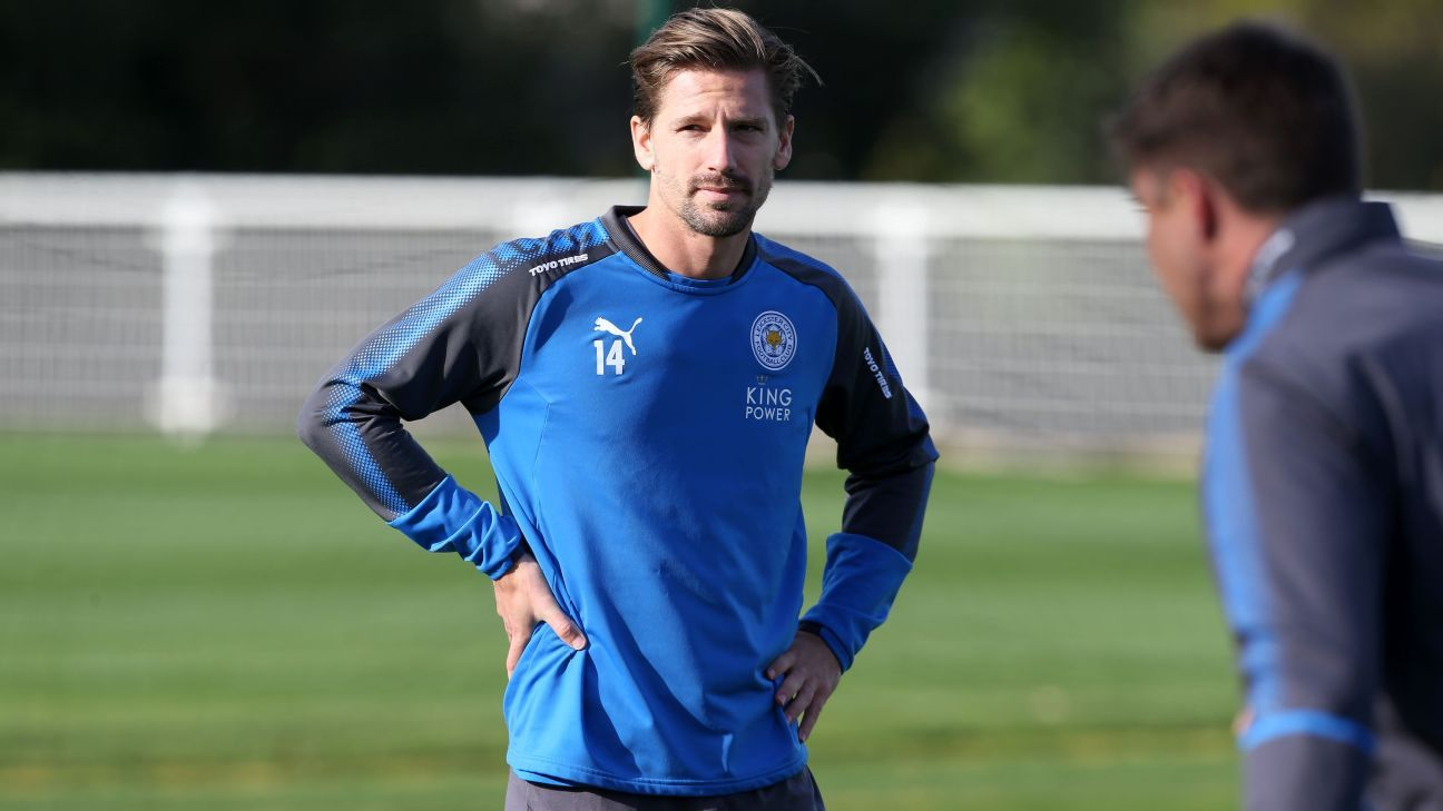 Leicester give Adrien Silva wears No. 14 after missing transfer deadline by 14 seconds
