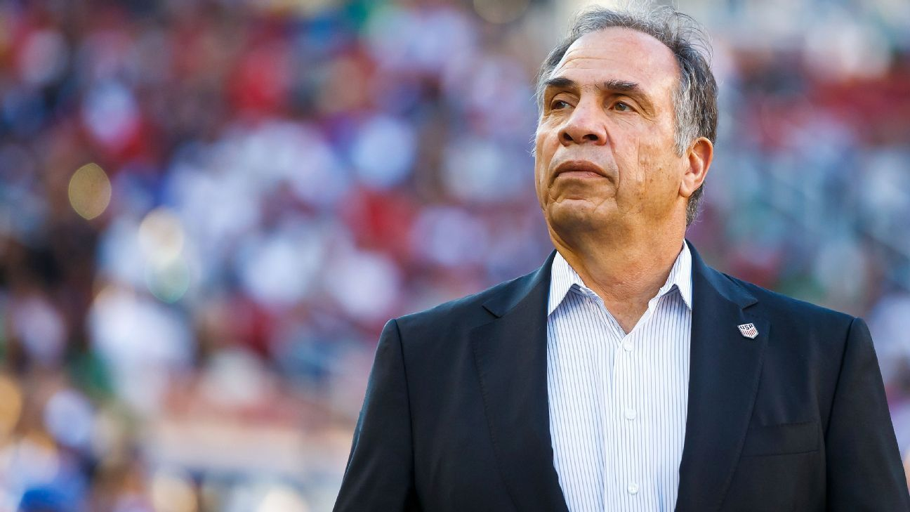 Former U.S. coach Bruce Arena a candidate for Columbus Crew SC GM role - sources
