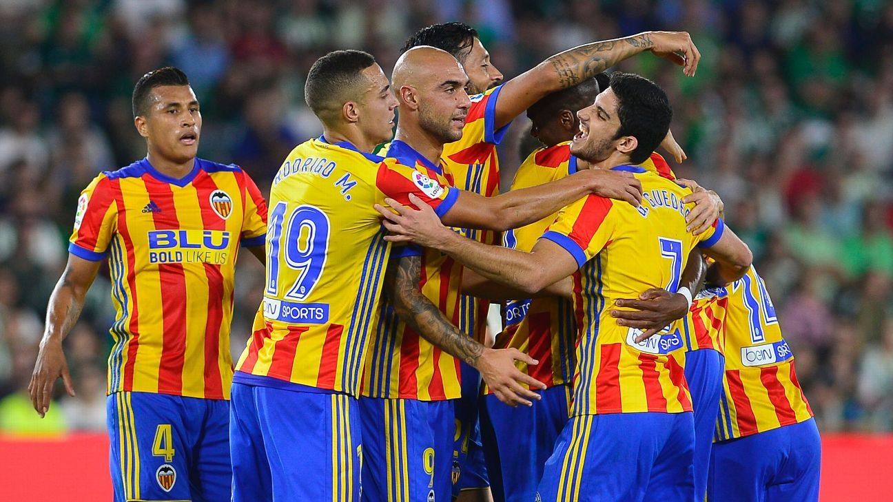 Valencia celeb Betis