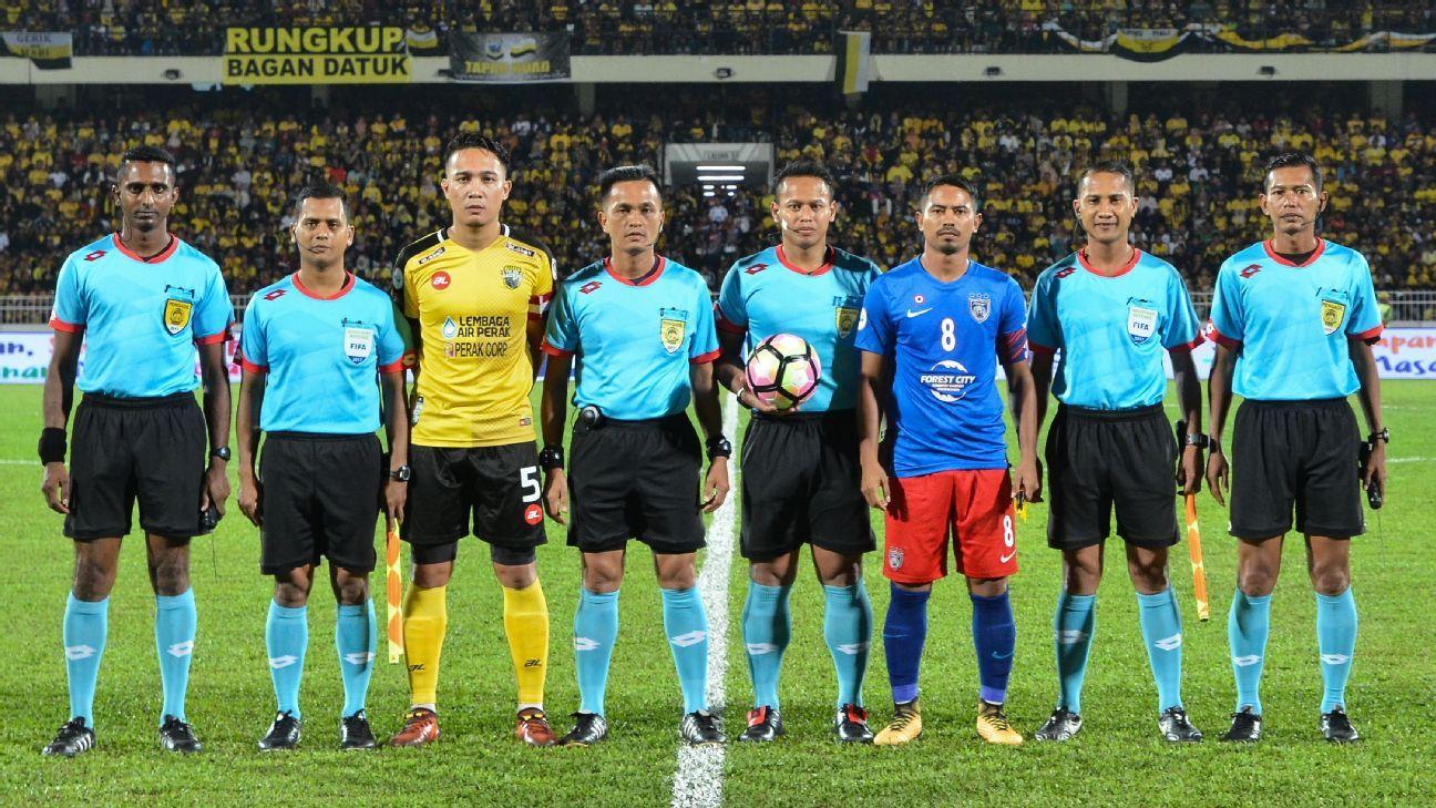 JDT, Safiq Rahim, face Perak in Malaysia Cup SF