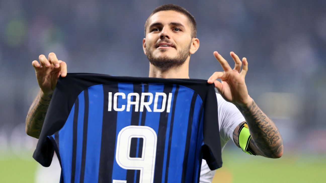 Mauro Icardi gets 10/10 as hat trick earns Inter win ...