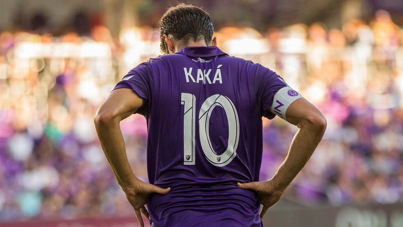 Kaka bids farewell to Orlando City: 'I will always be a Lion forever'