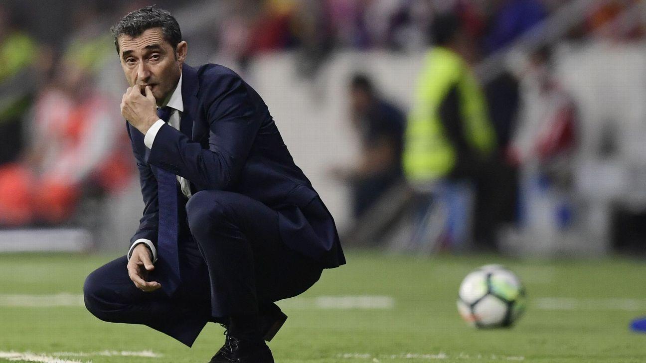 """Valverde, sobre la renovación de Messi: """"No sé qué importancia tiene lo de la foto"""""""