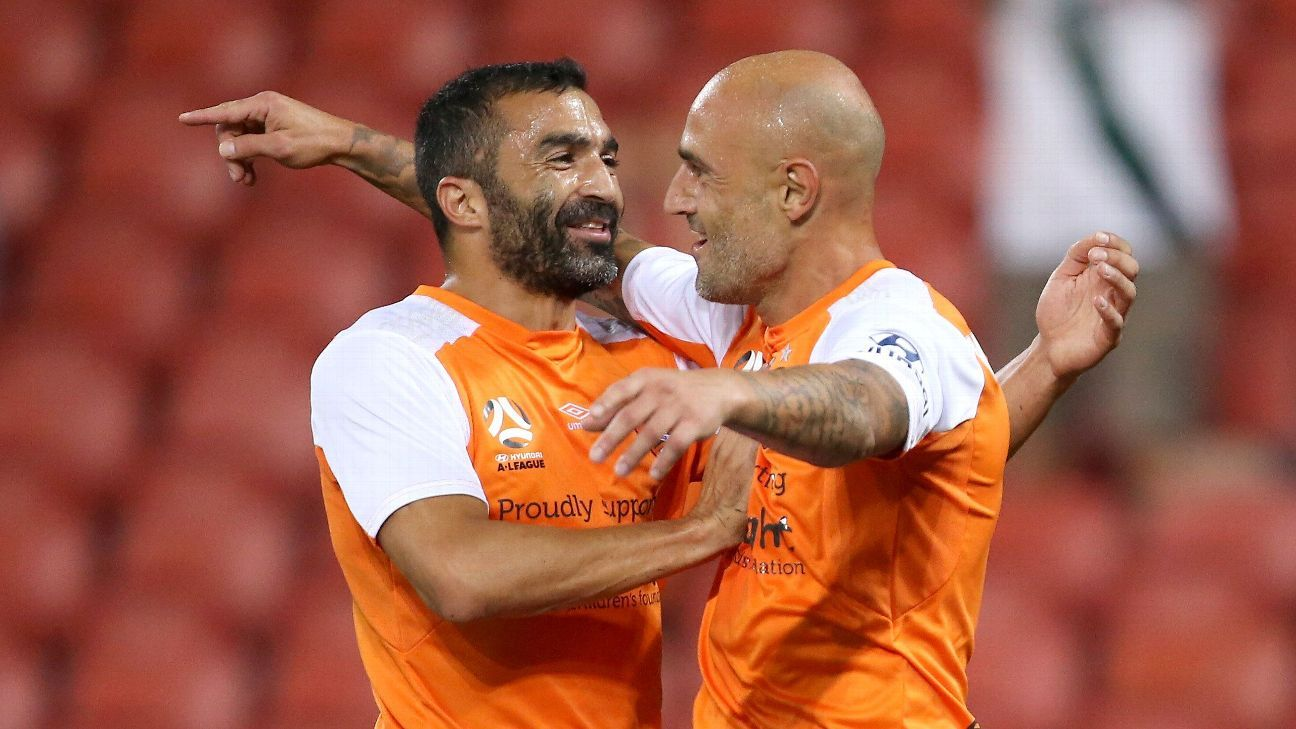Fahid Ben Khalfallah & Massimo Maccarone