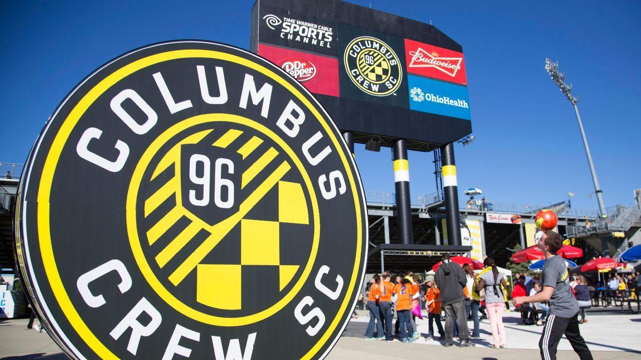 Columbus Crew logo