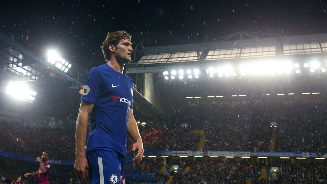 Marcos Alonso Chelsea 20170930