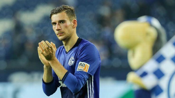 Leon Goretzka Schalke 20170929