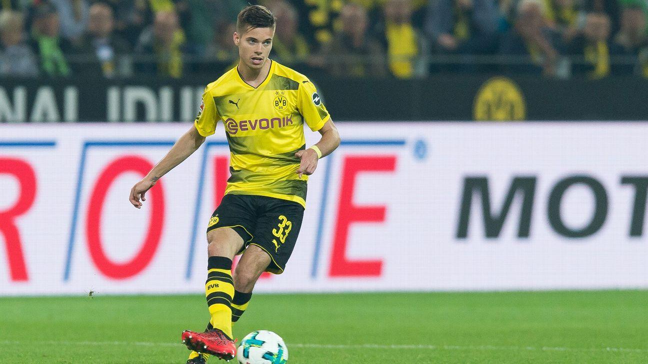 Julian Weigl Borussia Dortmund 20170923