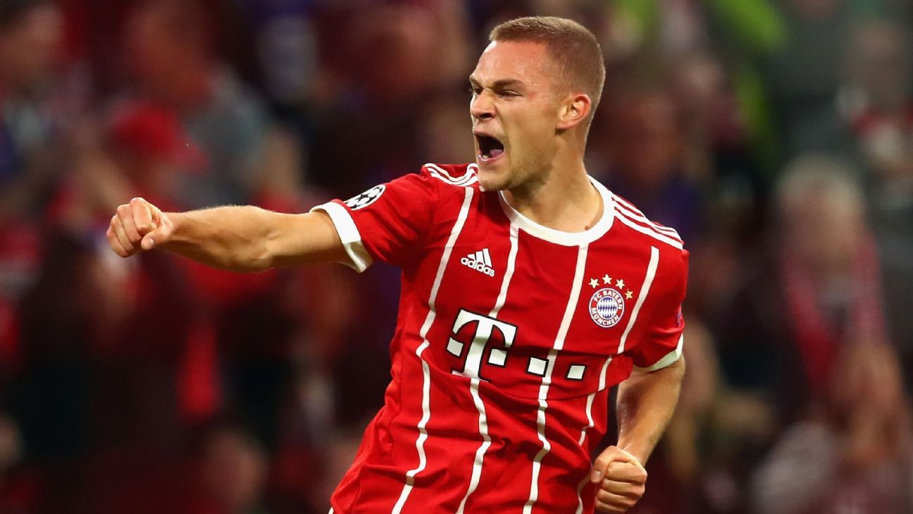 Joshua Kimmich never thought about Bayern Munich exit in the