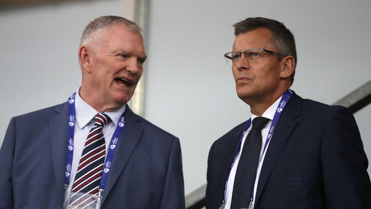 Greg Clarke & Martin Glenn
