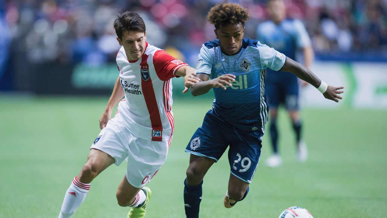 Vancouver Whitecaps, Sporting Kansas City face a nervous Decision Day