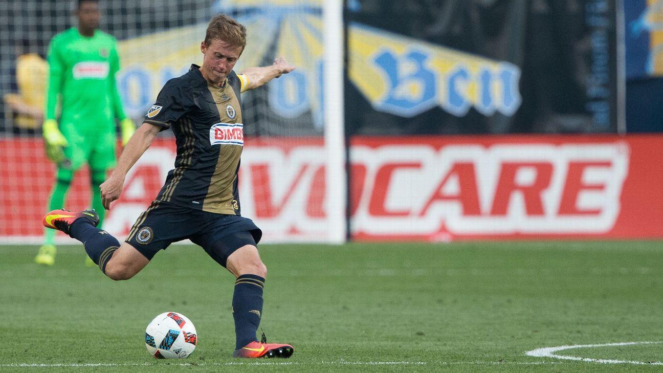 Philadelphia Union's Brian Carroll retiring after 15 seasons in MLS
