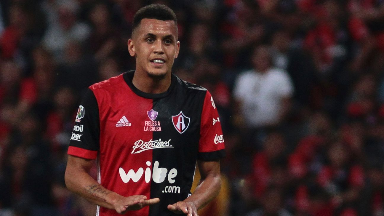 Ravel Morrison spent last season on loan at Mexican side Atlas.