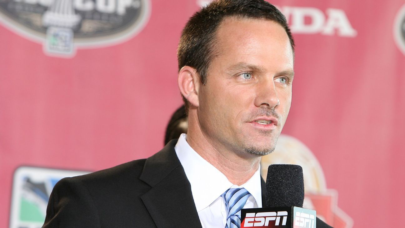 Eric Wynalda to stand for U.S. Soccer presidency, eyes changes to MLS