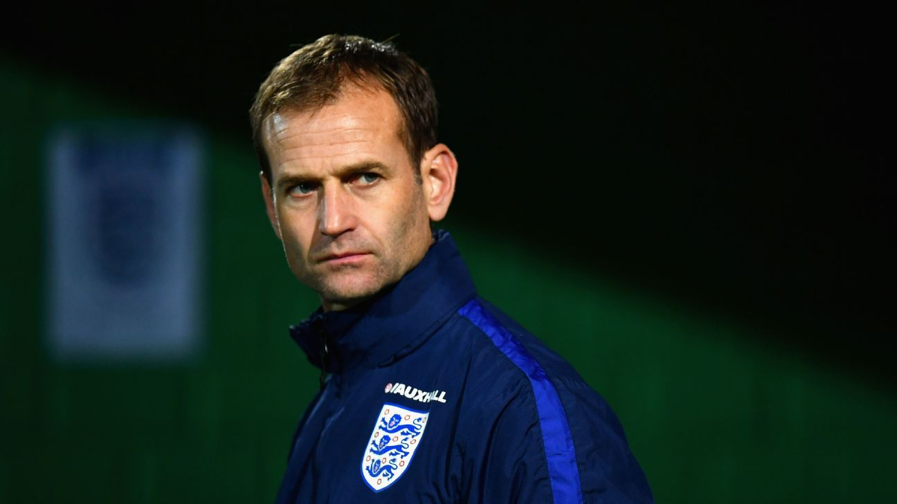Dan Ashworth has overseen a big improvement in youth football in England.