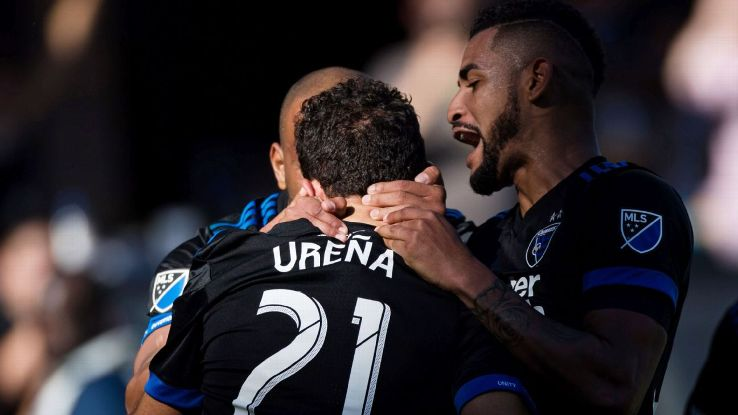 San Jose Earthquakes celebration