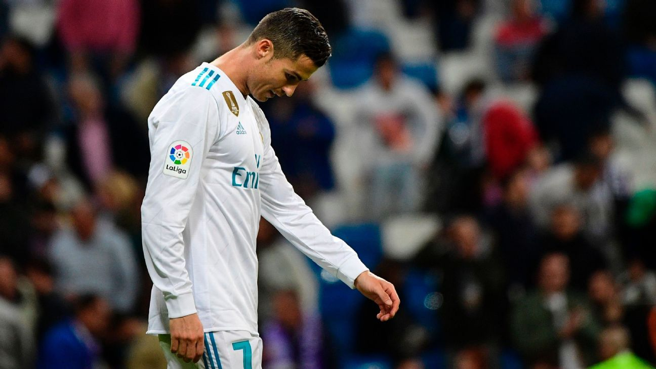 Cristiano Ronaldo has hinted he could leave Real Madrid.