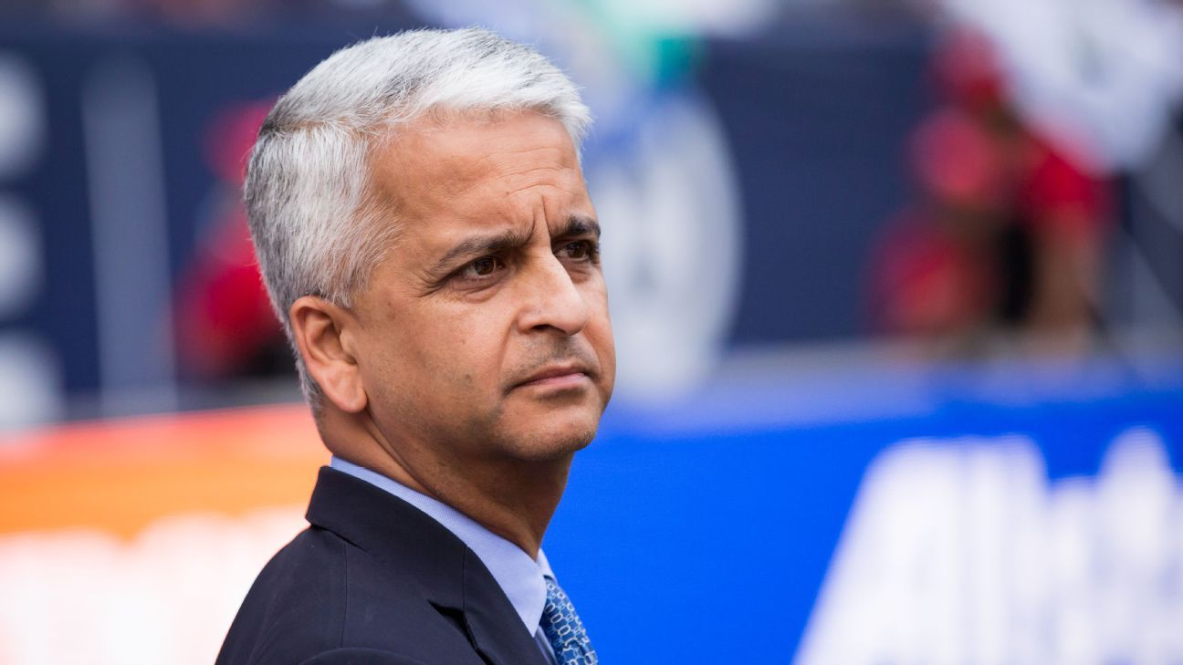 Sunil Gulati will be remembered for the recent qualification failure but his contributions to U.S. Soccer go far beyond that.