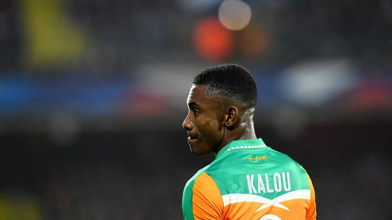 Salomon Kalou came out of international retirement to help Ivory Coast's World Cup qualification campaign