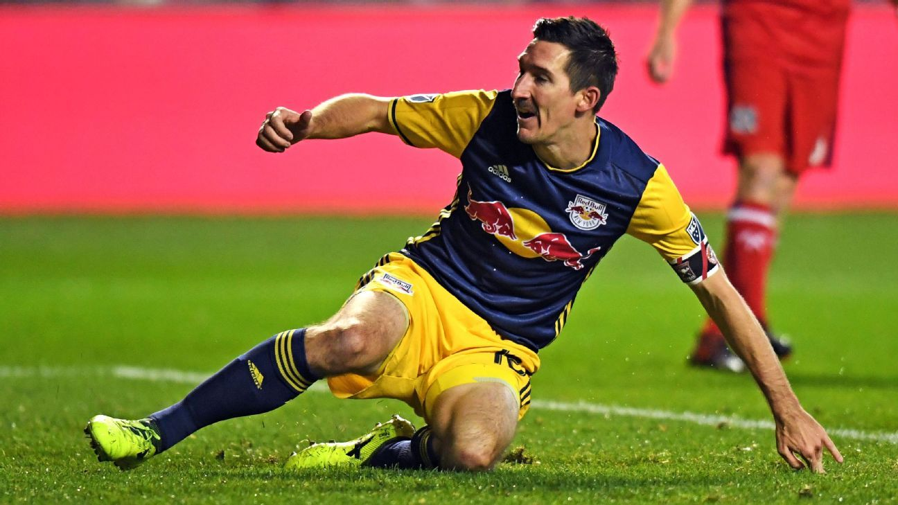 Sacha Kljestan joins Orlando City in trade from Red Bulls - sources