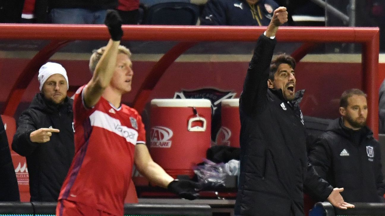 Bastian Schweinsteiger welcome to return to Chicago Fire next season