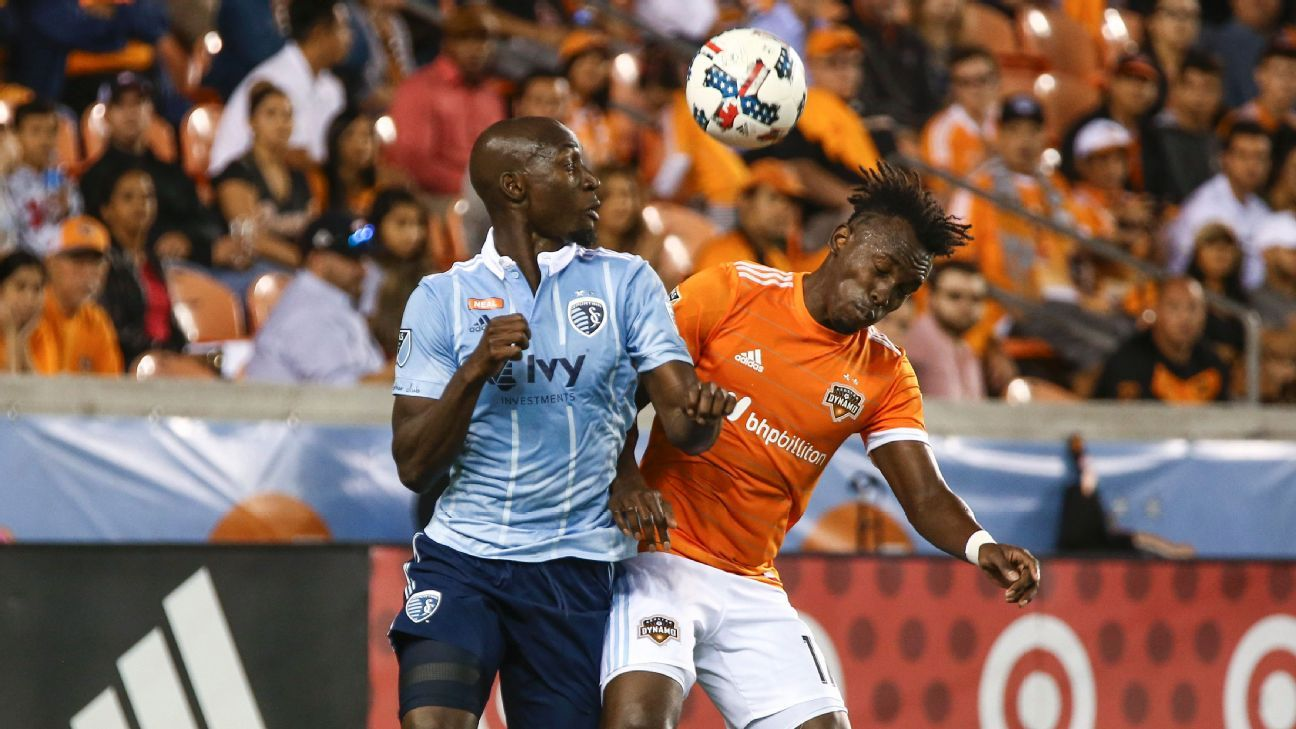 Houston Dynamo's win motivated by Astros' success - DaMarcus Beasley